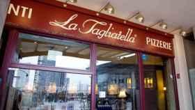 Un restaurante de la cadena La Tagliatella, en una imagen de archivo.