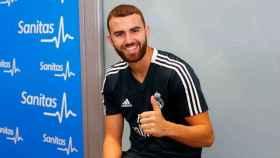 Mayoral pasa reconocimiento médico con el Real Madrid