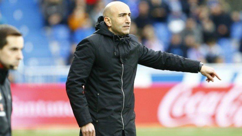 Abelardo, entrenador del Alavés. Foto: deportivoalaves.com