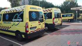 ambulancias hospital