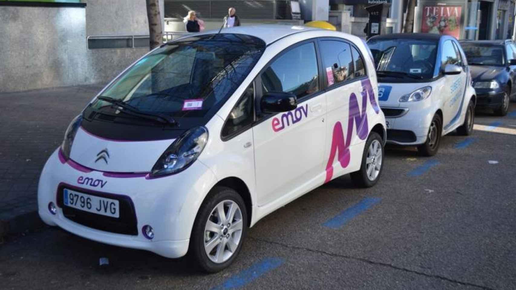 El Taxi y el sector de las VTC, unidos contra Zity, Emov, Car2go y Wible