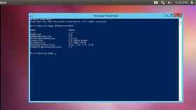 windows powershell en ubuntu