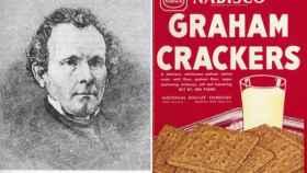 A Sylvester Graham se le considera el padre del pan y las galletas Graham.