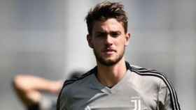 Daniele Rugani, el jugador de la Juventus de Turín infectado por coronavirus.