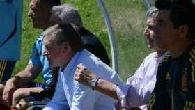 Javier Clemente. Foto: rfef.es