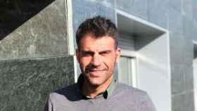 Óscar Pereiro. Foto Twitter (@oscarpereiro)
