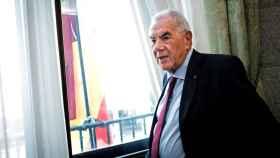 El consejero de Exteriores de la Generalitat, Ernest Maragall.
