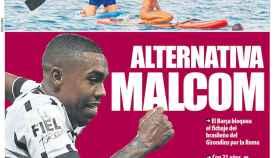 Portada Mundo Deportivo (24/07/18)