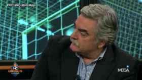 Antonio Oliver, en El Chiringuito