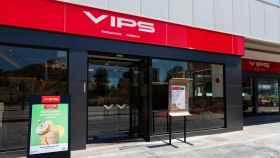 Un restaurante Vips.