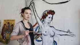 Oksana Shachko, de 31 años.