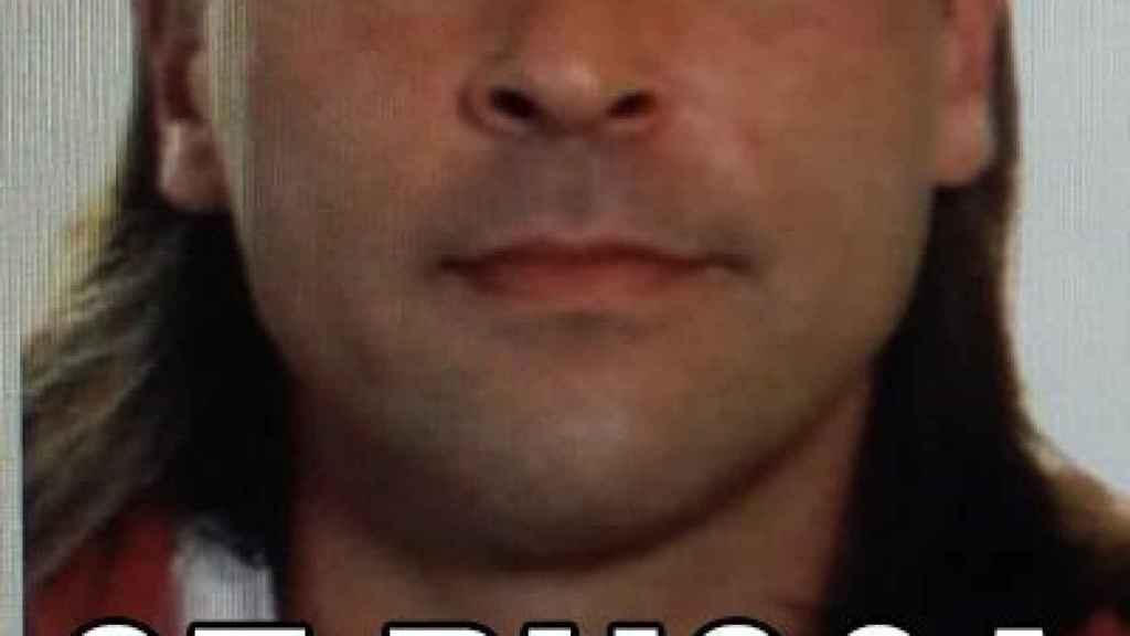 Guillermo Fernández, violador y asesino fugado de la cárcel.