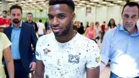 Lemar aterriza en Madrid