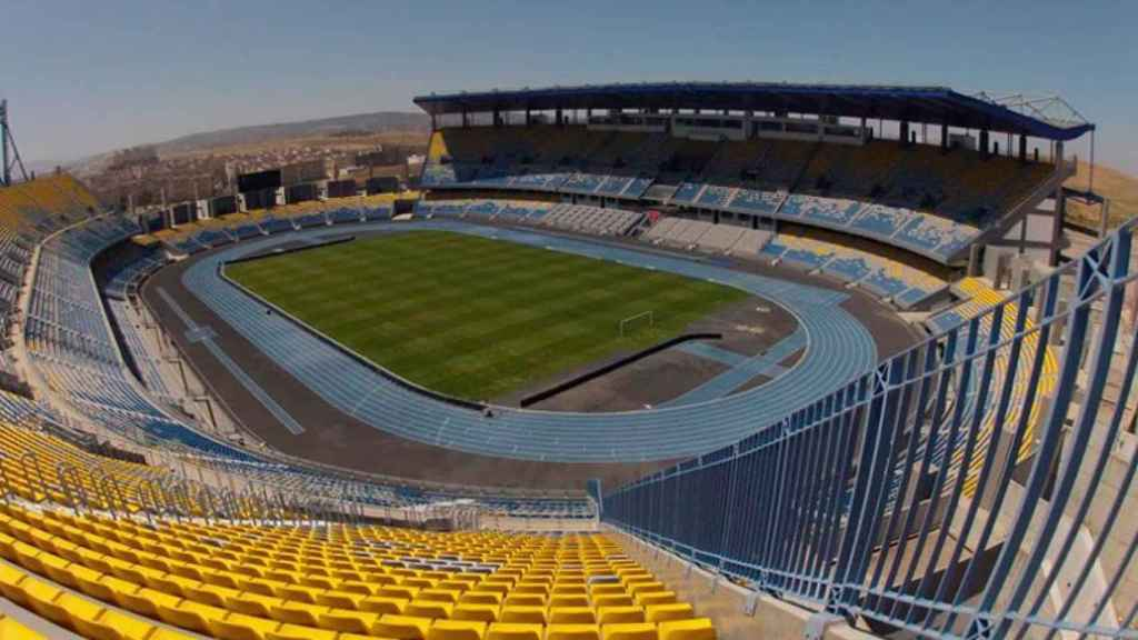 Stade Ibn Battouta de Tánger. Foto: rfef.es