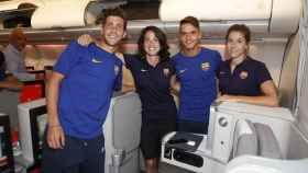 Una rectificación del Barça, un triunfo del fútbol femenino