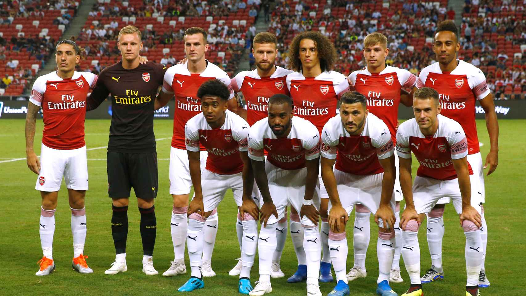 International Champions Cup: Atlético de Madrid 1-1 Arsenal