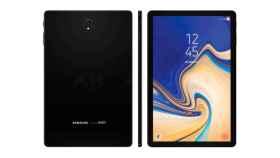 La nueva Samsung Galaxy Tab S4 completamente filtrada en vídeo