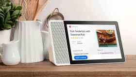 Google Assistant se estrena por fin en las pantallas inteligentes