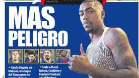 Portada Mundo Deportivo (26/07/18)