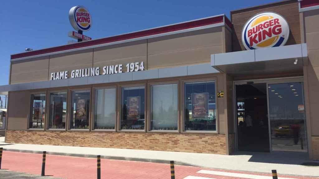 Imagen de archivo de un establecimiento de Burger King.