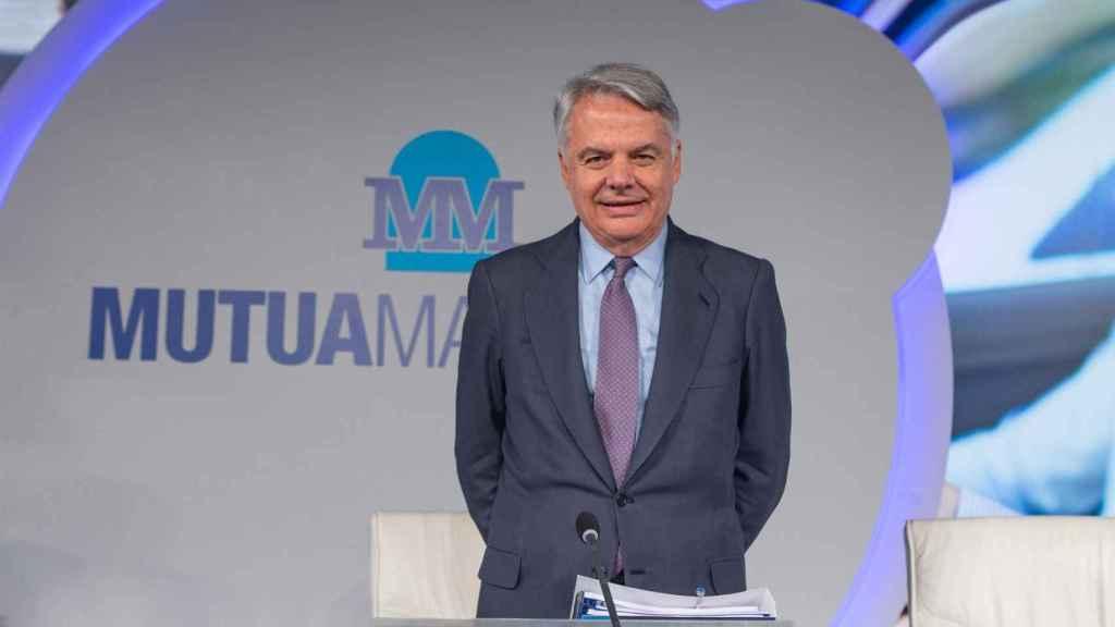 Ignacio Garralda, presidente y CEO de Mutua Madrileña.
