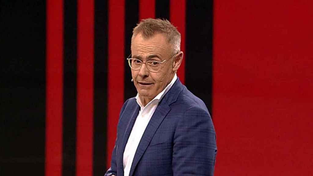 Jordi González presentando.