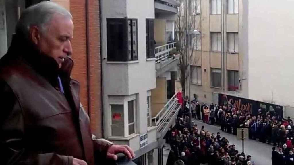 Ángel Arias, presunto autor del crimen