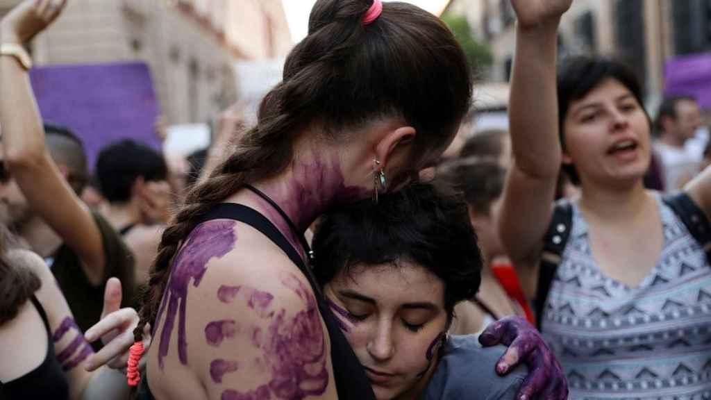 Protestas por el caso de La Manada