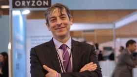 Carlos Buesa, líder de Oryzon Genomics.