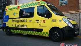 Foto ambulancia