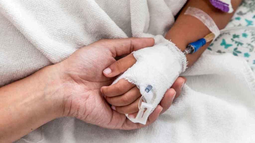 A Jaiden le acaban de diagnosticar una extraña enfermedad conocida como el síndrome de la piel rígida.