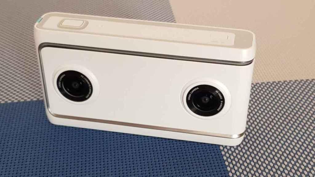 mirage camera 2