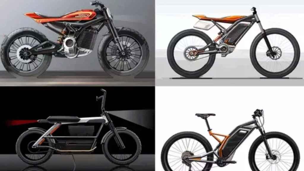 harley davidson motos electricas bicis electricas