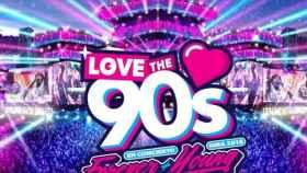 love the 90s salia fiesta valladolid concierto 1