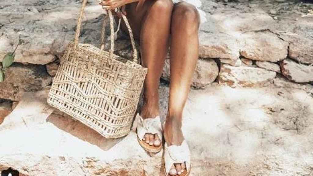 Una imagen de las sandalias con más tendencia este verano.