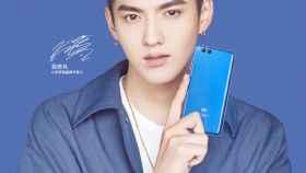 El Xiaomi Mi Note 4 adopta la seña de identidad del Xiaomi Mi 8 Explorer Edition
