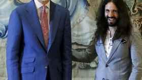 Audiencia del Rey Felipe VI al Presidente del Parlmento las Illes Balears