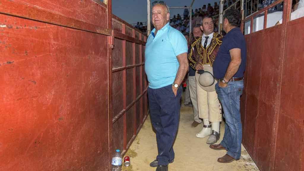 El patriarca del clan, Humberto Janeiro.