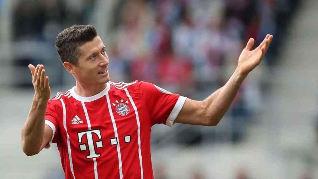 El Chelsea acelera: Lewandowski, el objetivo número uno