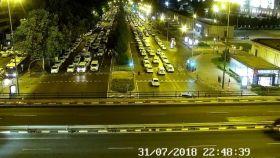 La huelga del Taxi sigue en Madrid y Barcelona hasta la reunión entre Gobierno y CCAA
