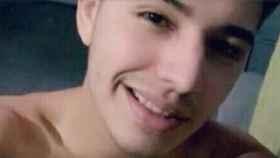 Una imagen de Lucas Alaimo, de 18 años.