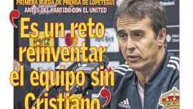 La portada del diario AS (01/08/2018)