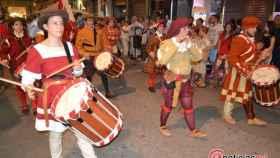 desfile feria imperiales comuneros semana renacentista medina valladolid 46
