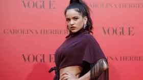 Rosalía, en un evento en Madrid hace unas semanas.