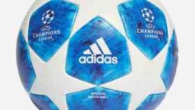 Presentado el nuevo balón de la Champions