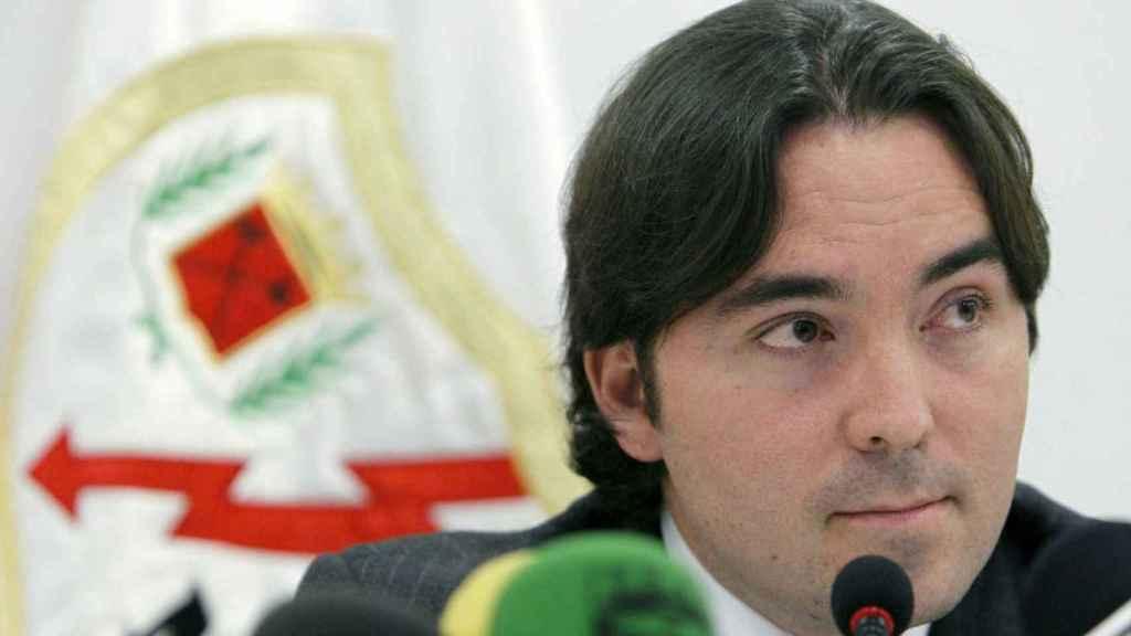 Martín Presa, durante un acto. Foto: EFE