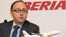 El número de reclamaciones ha aumentado durante el mandato del presidente de Iberia, Luis Gallego.