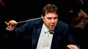 El director de la Orquesta Real de Concertgebouw de Amsterdam, Daniele Gatti.