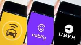 La huelga del Taxi se convierte en la mejor arma publicitaria de Uber y Cabify