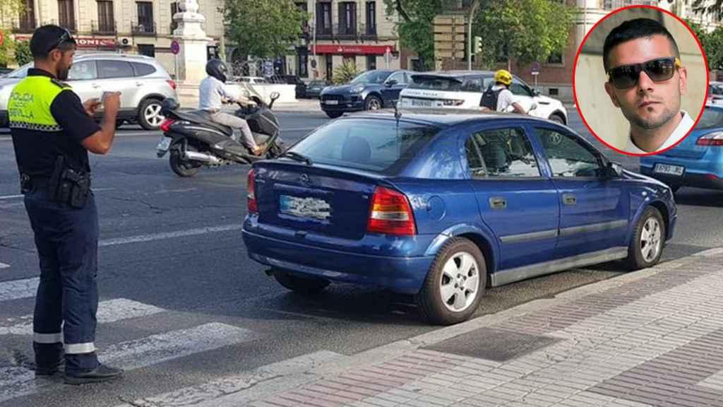 El historial de Boza al volante: de saltarse un semáforo borracho a huir de controles de la Policía